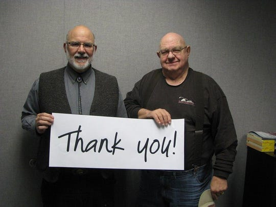 "Mike Smith and Harry Moore spent 17 years as co-hosts of KSMU's ""Seldom Heard Music,"" which airs on Saturdays."