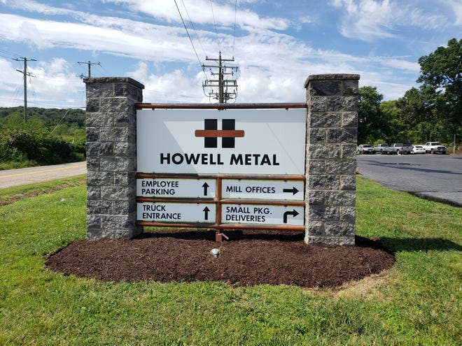 Howell Metal in New Market will add more than 100  jobs.