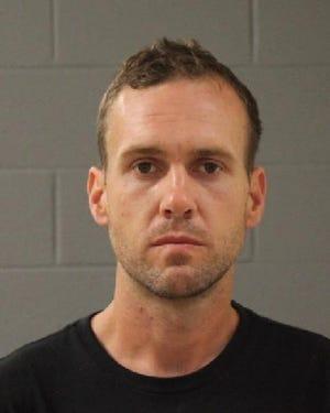 Garrett Lewis, 32, of St. George was arrested in Utah for multiple burglaries in both St. George and Mesquite.