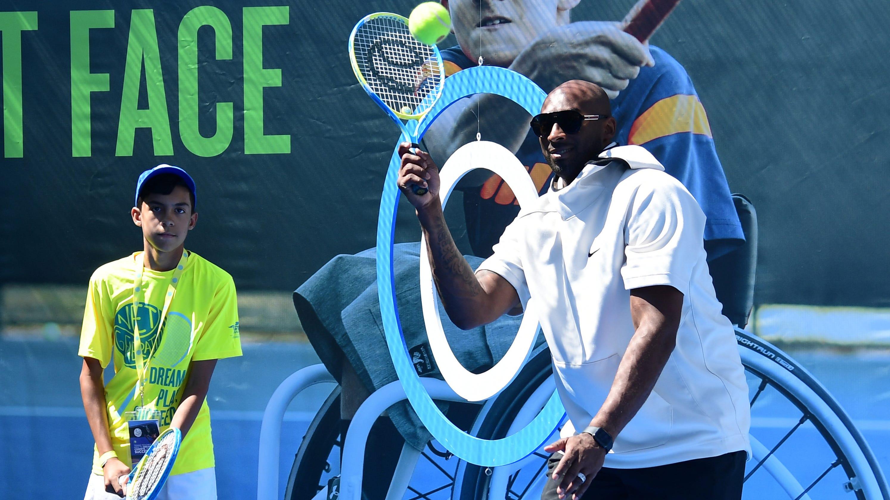 2019 US Open: Kobe Bryant Says Coco 'phenomenon', Shaq