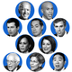 When is the fourth Democratic debate and who qualified?