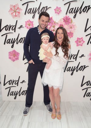 Tanner Tolbert stopped by Nick Viall's podcast and discussed intimacy with his wife after having kids.