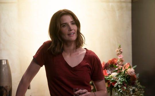 Cobie Smulders as Dex in ABC's 'Stumptown.'