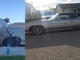 Chino Rangel puts in work on his 1973 Chevy Caprice in Caldwell, Idaho