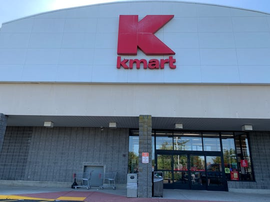 This Kmart on Route 35 in Wall, seen in this Aug. 30, 2019 photo, will close in mid-December.