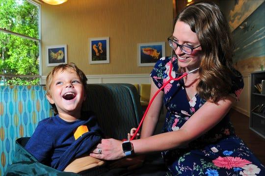 Health Pro: Children have a way to make pediatrician smile