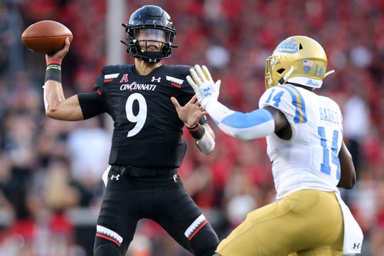 buy popular 1dda6 d99a5 Column: UC played flawed football and dominated UCLA. Now ...