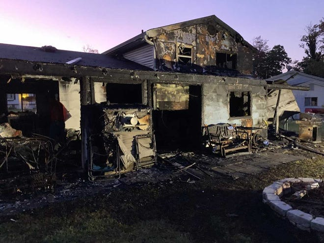 Chief Deimling of the Union Township Fire Department said that he believes it will take $80,000 to salvage the house.