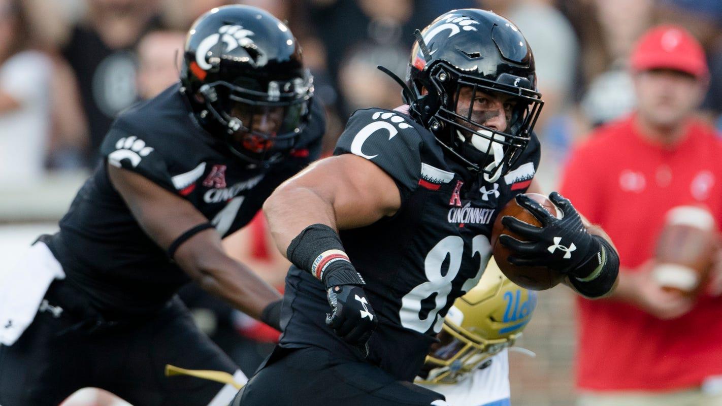 College football 3 keys and prediction: No. 21 UC Bearcats vs. Tulsa Golden Hurricane
