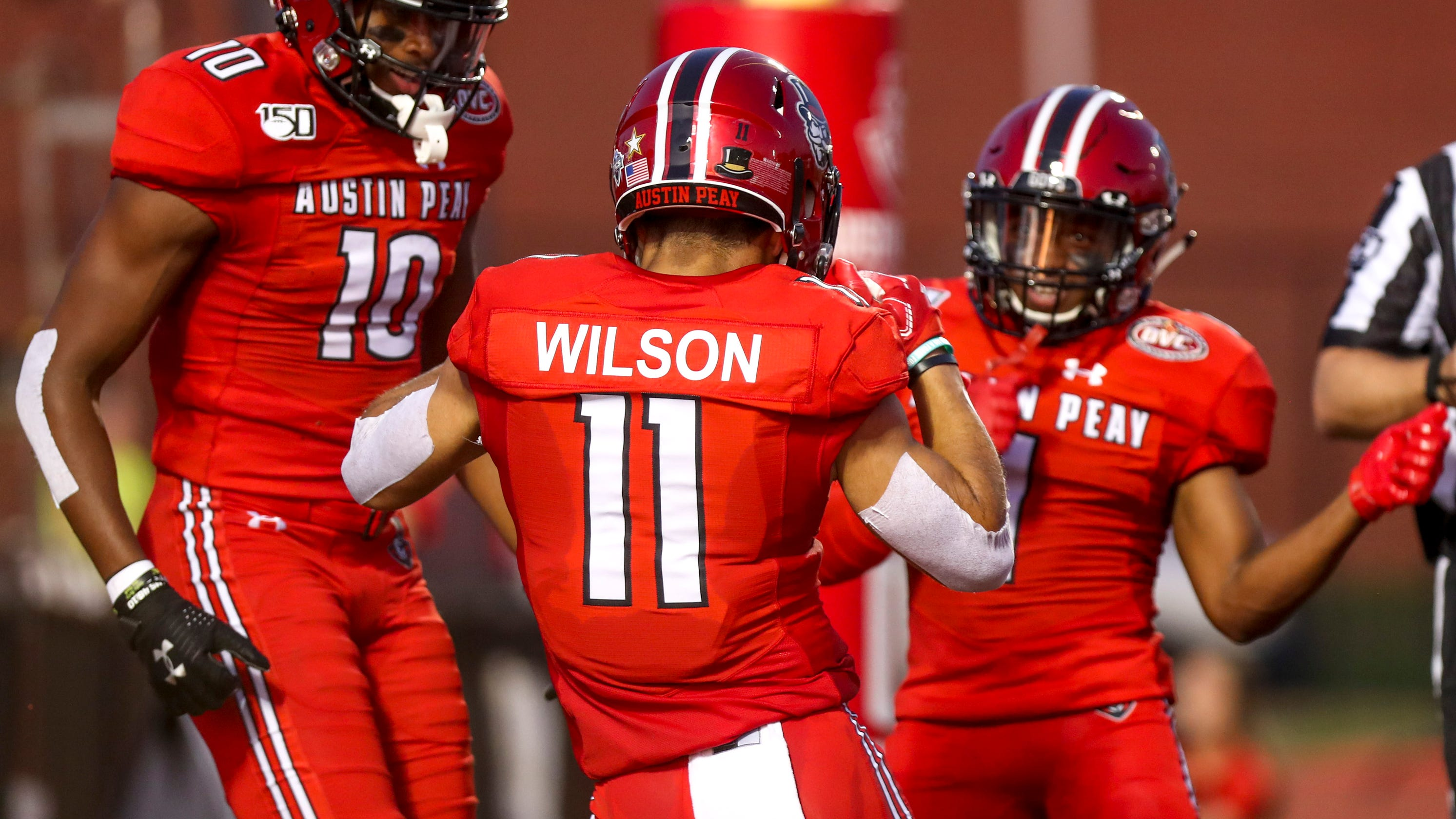 new concept b5639 58161 Austin Peay football vs. Central Arkansas: 5 things to know