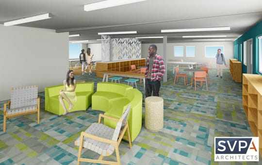 The Prairie Meadows Teen and Young Adult Center will provide Easterseals Iowa clients a place to work throughout the summer. A donation by Prairie Meadows will support renovations to the space and other renovations to Camp Sunnyside.
