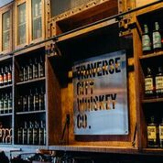 Traverse City Whiskey Co. has a new spot in downtown Ferndale.