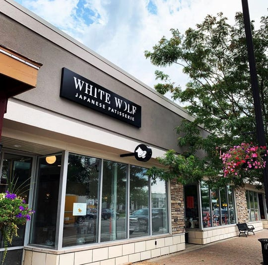 White Wolf Japanese Patisserie, which seats about 40, will hold a soft open on Sept. 12.