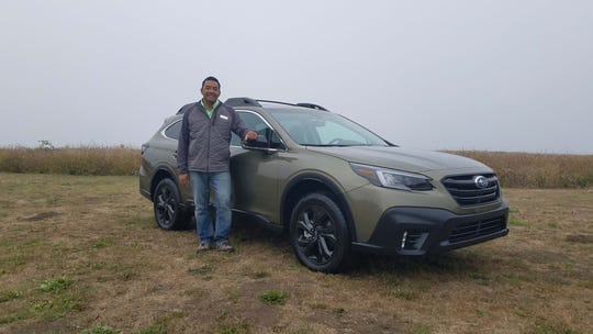 Peter Tenn is Subaru planning manager for its Legacy sedan and best-selling Outback SUV models. He says California attempts to mandate battery power are a tough sell to green Subaru customers, given the cost and limited range of EVs.