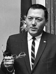 Former U.S. Senator Robert Griffin, R-Michigan