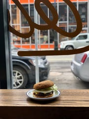 The standard burger at Lovers Only in Capitol Park is just $10 with fries and a drink weekdays 11 a.m.-2 p.m.