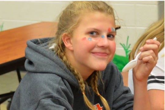 Brianna Totz is being remembered by the Oakfield community after her tragic death this week. The 15-year-old died after collapsing during volleyball practice at Oakfield High School, due to complications from asthma.