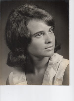 Cynthia Williams, pictured in 1965, grew up in Fort Myers but has distinct memories of early Cape Coral.