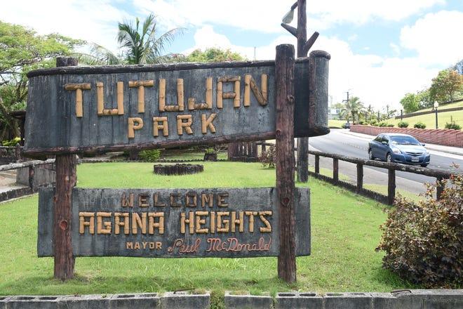 Tutujan Park on San Ramon Hill as photographed on May 30, 2015. PDN file photo