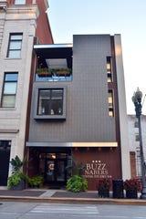 Buzz Nabers Dental Studio, 304 S. Gay Street.