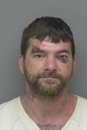 Carl Prince, 44, was arrested in April 2019 for operating while intoxicated and assaulting, resisting a police officer.