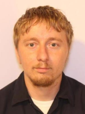 Robert Dustin Hedrick, 27, of Mansfield.