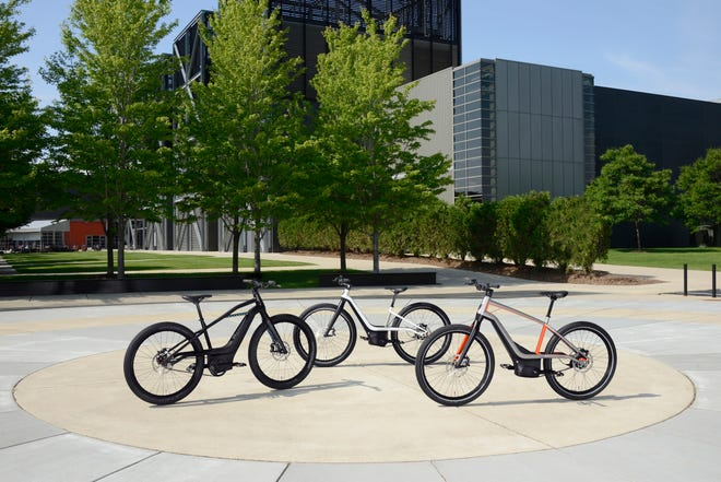Harley-Davidson Inc. has prepared prototypes of electric bicycles but is saying little about any plans for the vehicles.