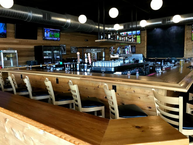 625 TapHouse opened at the Courtyard by Marriott hotel downtown in Sept. 2019.