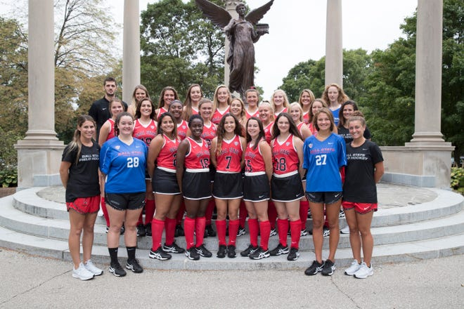 Ball State field hockey's 2019 season begins Saturday with a road matchup against Rutgers. The Cardinals are looking for more wins this year.