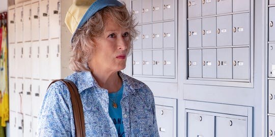 "Meryl Streep in ""The Laundromat."" (Claudette Barius/Netflix)"