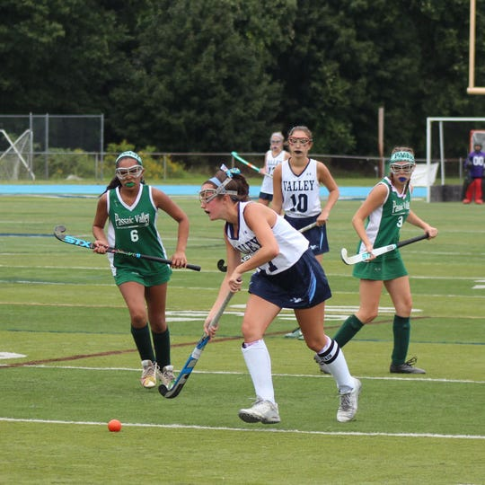 Cara Scancarella is a two-time captain and three-year starter for Wayne Valley.