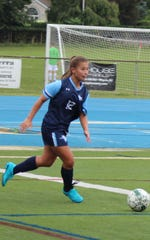 Courtney Dellerba leads a strong group of returning defenders for Wayne Valley.
