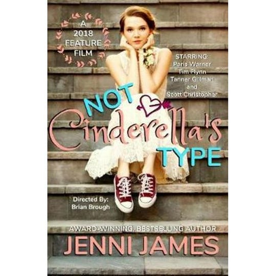 "The 2018 film ""Not Cinderella's Type"" was based on the first script sold by Farmington native Jenni James."