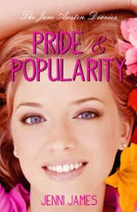 """Pride and Popularity"" was the first book written by Farmington native Jenni James."