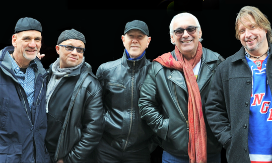 The Hit Men will perform at the Spencer Theater during the WInter series.