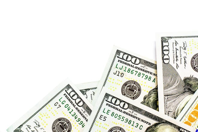 U.S. banknotes