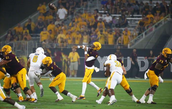 ASU football: True freshman Jayden Daniels named starting