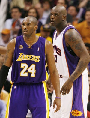 Stories continue to come out about Shaquille O'Neal and Kobe Bryant.