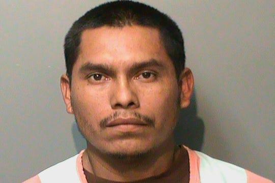 Guatemalteco Marvin Oswaldo Escobar-Orellana, acusado de triple homicidio.