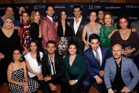 """Esta nueva versión de """"La Usurpadora"""", es totalmente distinta a la que hiciera también Televisa con Fernando Colunga y Gaby Spanic."""
