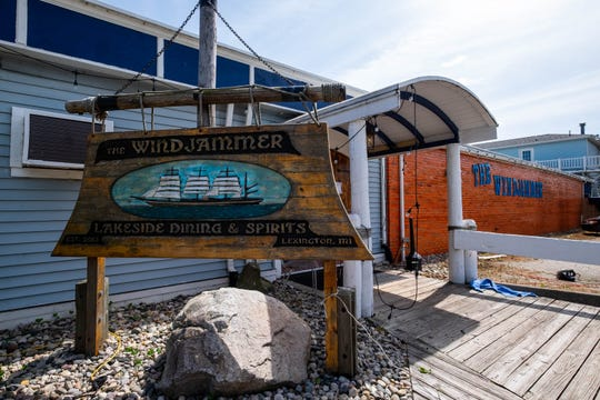 The Windjammer in Lexington was reopened on Oct. 4, 2019, after being closed since late August.