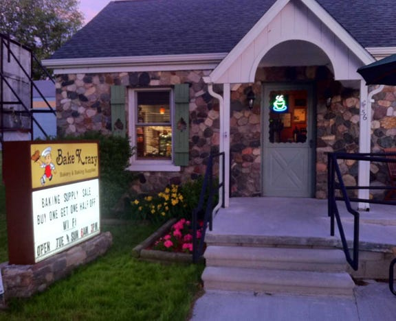 Bake Krazy Bakery at 56 South Ridge St. in Port Sanilac will be closing permanently on Sept. 1, 2019.