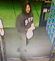 Redding police have released this image of a man they say is a suspect in a robbery on Thursday night, Aug. 30, 2019 at Rite Aid in the 900 block of East Cypress Avenue. It is the third robbery at the pharmacy store since February.