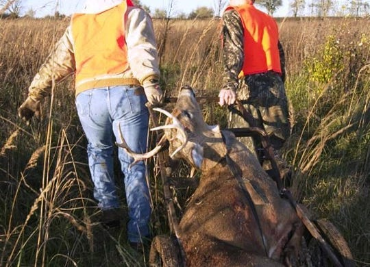 If a bill introduced in the Legislature passes, deer and turkey hunters will soon be tagging their harvests.