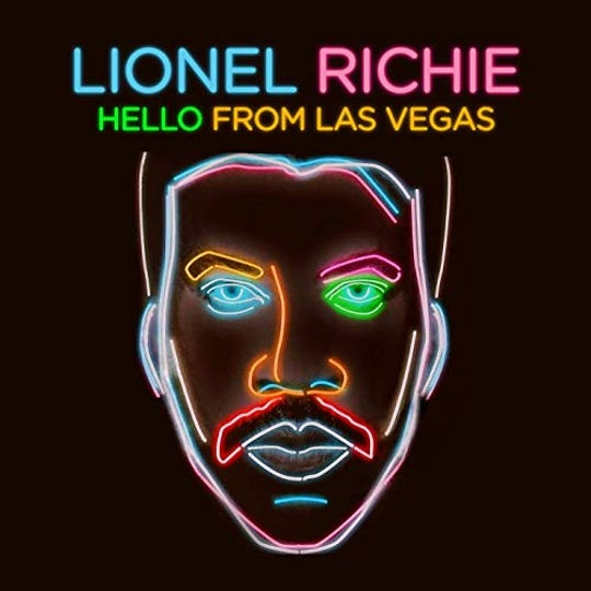Hello From Las Vegas by Lionel Richie