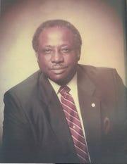 Portrait of former Gadsden County Schools Superintendent Robert Bryant, Florida's first African American superintendent.