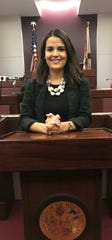 Flor Diaz-Wayt is among the 2nd Judicial Circuit's public defenders who have noticed an increase in the number of immigration officials in Leon County's courtrooms
