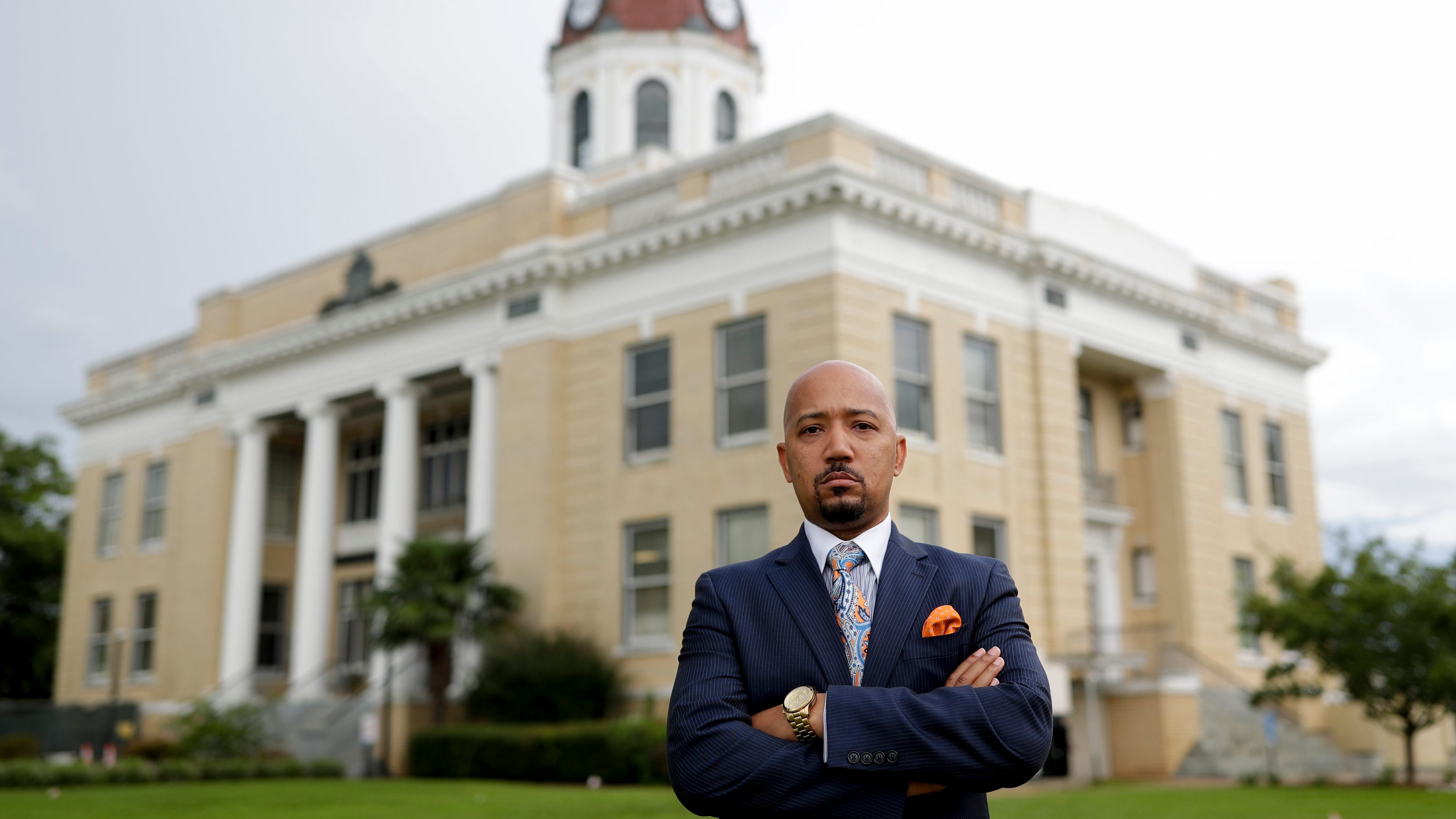 How a big city lawyer took on a small town Florida Confederate monument — and won