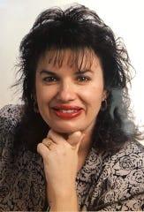 Paula Monarez Diaz died Thursday in El Paso.
