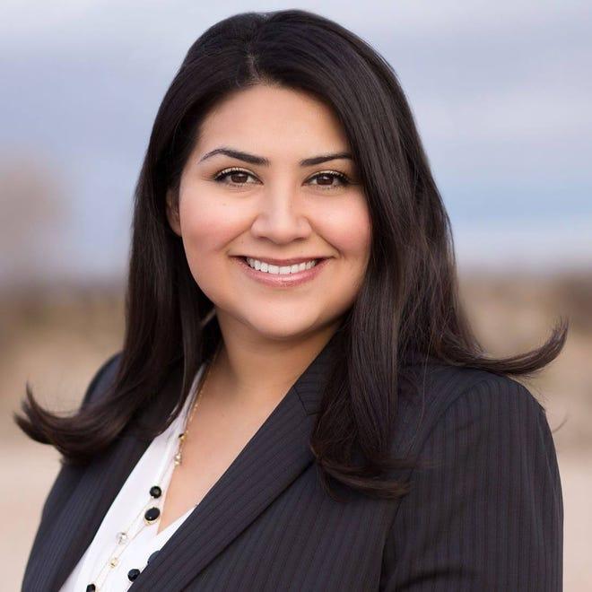 El Paso city Rep. Cassandra Hernandez